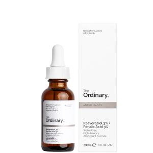 Sérum resveratrol 3 % y ácido ferúlico 3 % de The Ordinary