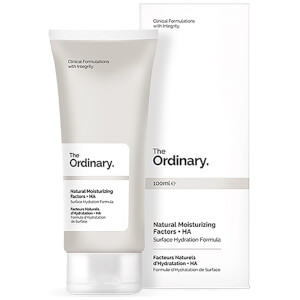 Facteurs Naturels d'Hydratation + HA The Ordinary 100 ml