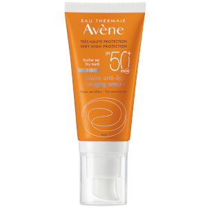 Avène Very High Protection Anti-Ageing SPF50+ Sun Cream for Sensitive Skin 50ml