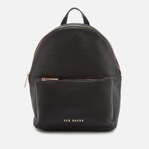 Ted Baker Women's Pearen Soft Grain Backpack - Black