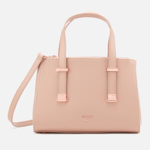 Ted Baker Women's Audrey Adjustable Handle Small Tote Bag - Mink