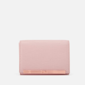 Ted Baker Women's Metal Bar Mini Purse - Light Pink