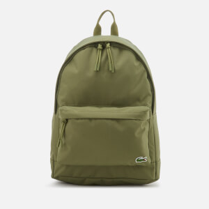 Lacoste Men's Neocroc Backpack - Olive Branch