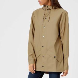 RAINS Women's Jacket - Desert