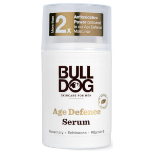Bulldog Age Defence Serum 50 ml