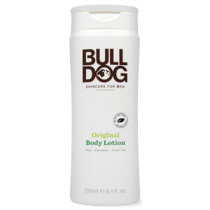 Lotion corps Original Bulldog 250 ml