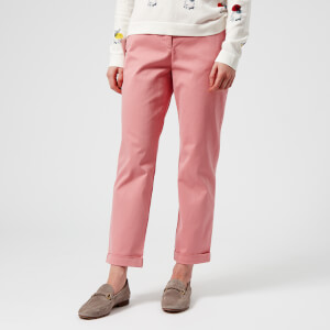 PS by Paul Smith Women's Pink Chinos - Pink