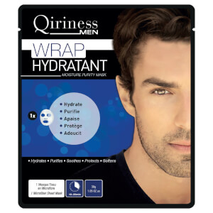 Qiriness Men Wrap Hydratant