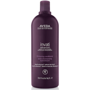 Condicionador Redensificador Invati Advanced da Aveda 1000 ml