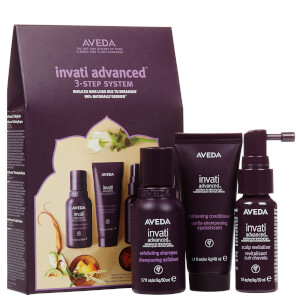 Aveda Invati Advanced Travel 3 Step Set -matkatuotesetti