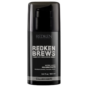 Redken Brews Molding Paste 3.4 oz