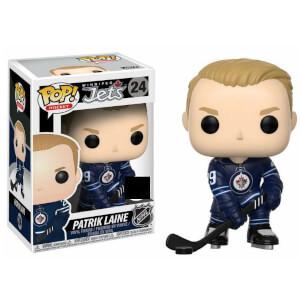 NHL Patrik Laine Home Jersey EXC Pop! Vinyl Figure