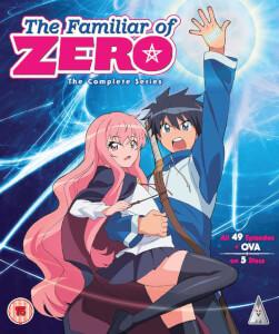 Familiar Of Zero Complete Collection