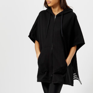 Y-3 Women's Track Cape Hoody - Black