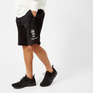 Y-3 Men's Street Shorts - Black