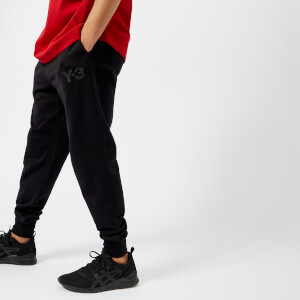 Y-3 Men's Cl Cuff Pants - Black
