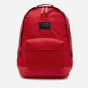 Y-3 Techlite Backpack - Chilli Pepper