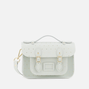 The Cambridge Satchel Company Women's Mini Satchel - Metallic Dot Print