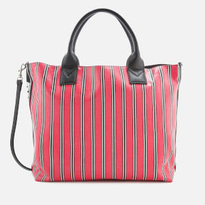 Pinko Women's Barbo Shopping Bag Grande - Fuchsia