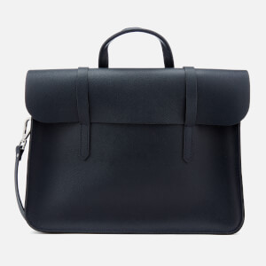 The Cambridge Satchel Company Women's Folio Bag - Navy Saffiano