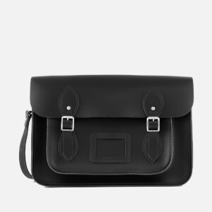 The Cambridge Satchel Company Women's 13 Inch Classic Satchel - Black
