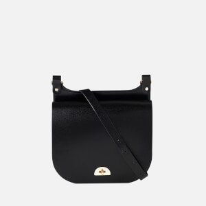 The Cambridge Satchel Company Women's Conductor's Bag - Patent Black