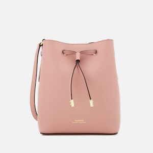 Lauren Ralph Lauren Women's Dryden Debby Mini Drawstring Bag - Rose Smoke/Porcini