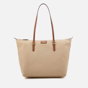 Lauren Ralph Lauren Women's Chadwick Shopper Bag - Khaki