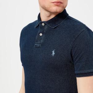 Polo Ralph Lauren Men's Short Sleeve Polo Shirt - Dark Indigo
