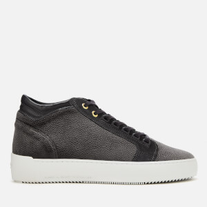 Android Homme Men's Propulsion Mid Stingray Emboss Velvet Trainers - Grey