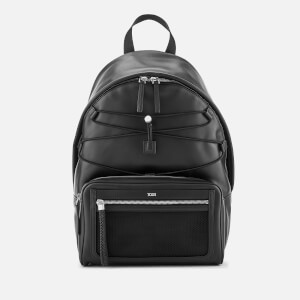 Tod's Men's Leather Backpack - Black
