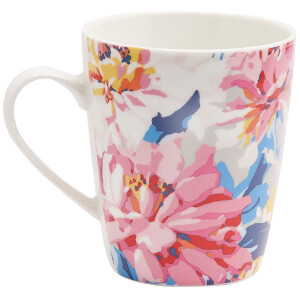 Joules Single China Mug - Whitstable Floral