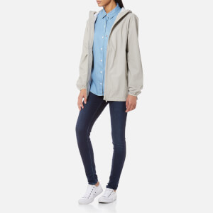 RAINS Women's Base Jacket - Moon: Image 3