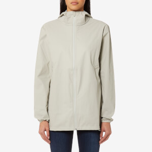 RAINS Women's Base Jacket - Moon: Image 1