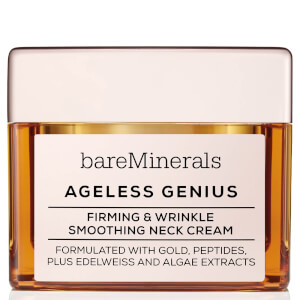 bareMinerals Ageless Genius Firming and Wrinkle Smoothing Neck Cream 50 g