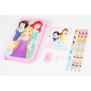 Princess Basic Filled Pencil Case