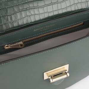 Aspinal of London Women's Portobello Bag - Sage: Image 5