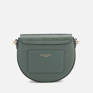 Aspinal of London Women's Portobello Bag - Sage: Image 2