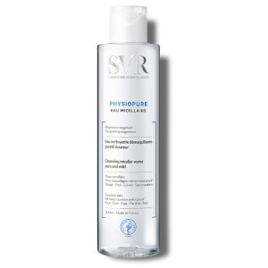 SVR Physiopure Micellar Water -kasvovesi 200ml