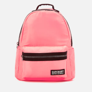Superdry Women's Midi Miami Backpack - Doll Pink