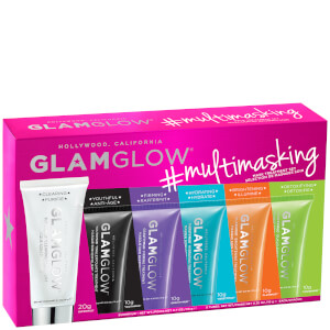 GLAMGLOW #MULTIMASKING Mask Treatment Set (Worth £58.00)