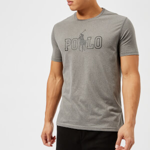 Polo Ralph Lauren Men's Short Sleeve Performance T-Shirt - Foster Grey Heather