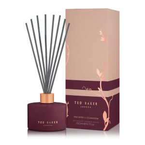 Ted Baker Residence Pink Pepper Cedarwood Diffuser - 200ml
