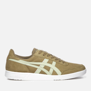 Asics Lifestyle Men's Vickka Suede Court Trainers - Aloe/Lint