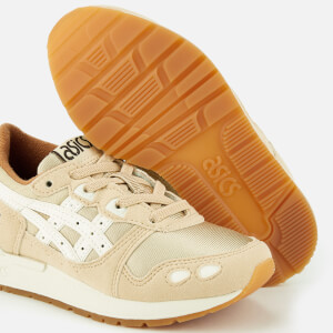 Asics Lifestyle Kids' Gel-Lyte Ps Trainers - Marzipan/Whisper White: Image 4