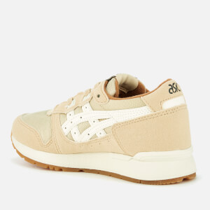 Asics Lifestyle Kids' Gel-Lyte Ps Trainers - Marzipan/Whisper White: Image 2