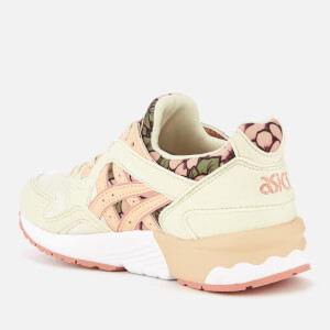 Asics Lifestyle Kids' Gel-Lyte Ps Trainers - Birch/Amberlight: Image 2