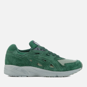 Asics Lifestyle Men's Gel-DS Suede Trainers - Hunter Green
