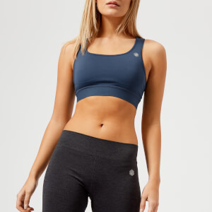 Asics Running Women's Sports Bra - Dark Blue