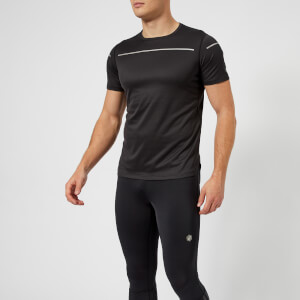 Asics Running Men's Lite Show Short Sleeve Top - Performance Black